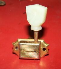 """Gold 1958 Gibson Kluson Tuning Key   """"D-169400 - Patent No"""""""