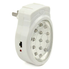 Hot 13 LED Emergency Automatic Power Failure Outage Rechargeable Light Lamp