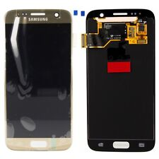 Display full LCD kit completo gh97-18523c oro para Samsung Galaxy s7 g930 g930f