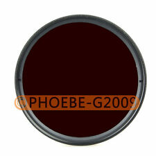 77mm 77mm 720nm 720 Infrared IR Pass Filter