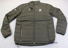 RLX RALPH LAUREN Mens Black Lightweight Down Quilted Jacket NWT XLT XL Tall $275