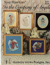 Cross Stitch: In The Company of Angels - Sam Hawkins