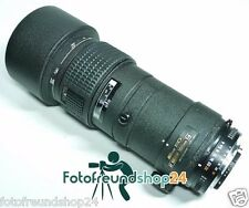 Nikon ed af Nikkor 1:4 300mm objetivamente