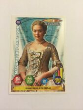 DOCTOR WHO- ALIEN ARMIES- TRADING CARD GAME- 033-MADAME DE POMPADOUR- MINT