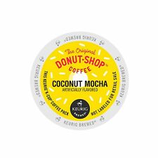 The Original Donut Shop Coconut Mocha Coffee Keurig K-Cups 96-Count