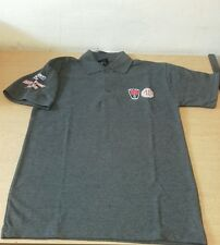 MG ROVER POLO SHIRT GREY (Small) Genuine Branded Merchandise.GT MG SPARES LTD