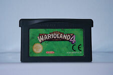 Warioland 4 Game Boy gameboy GBA  wario land original genuine SAVE EUR DC1340