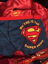 Men's Boxer Shorts Superman Medium