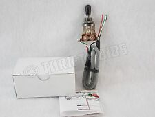 Black Nickel / Cosmo Chrome Pre-Wired Toggle Switch for EMG pickups Color coded