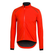 Rapha Orange Hardshell Jacket. Size - XS. BNWT.