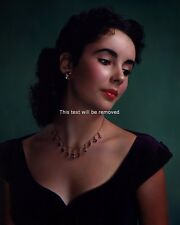 ELIZABETH TAYLOR Glossy 8X10 PHOTO PICTURE PRINT 1298