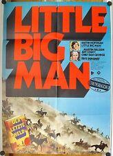 LITTLE BIG MAN (Pl. '71) - DUSTIN HOFFMAN / FAYE DUNAWAY