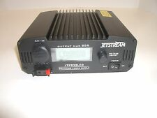 JETSTREAM JTPS30LCD VARIABLE 9-15VDC 30 AMP SWITCHING DC POWER SUPPLY LCD METER