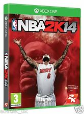 Nba 2K14 2014 basketball jeu pour xbox one X1 1 brand new boxed sealed