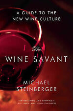 The Wine Savant, Steinberger, Michael, New