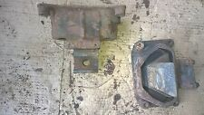 ENGINE MOUNT REMOVED FROM  FORD IVECO 75-E BREAKING FOR SPARES
