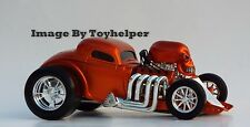 Hot Rod Underground (Red) Moon Equipped Lady Luck Die Cast Car
