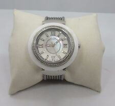 ALOR CAVO Collection DIAMOND watch White CERAMIC CRW-82-1-32-0001