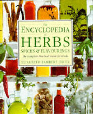 Encyclopedia of Herbs, Spices & Flavourings Hb..., Ortiz, Elisabeth Lam Hardback