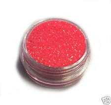 Light Coral Laser Eye Shadow Glitter Sparkling Dust Body Face Nail Party MakeUp