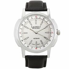 Laurels Original Men Classy Office Wear Watch (Lo-Vet-102)