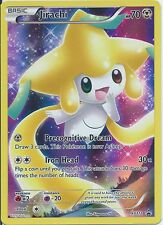 POKEMON CARDS JIRACHI FULL ART GENERATIONS XY112 PROMO FROM MYTHICAL BOX - NM/M