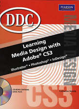 Learning Media Design w/Adobe CS3 Student Edition-ExLibrary