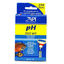 API Liquid pH Test Kit Set Freshwater Aquarium Tank