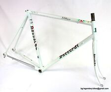 N.O.S. Racing bike Frame Fork set DACCORDI MITICO DEDA 18 mcdv6 light Steel M