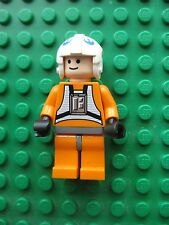 Lego DACK RALTER Rebel Pilot Minifigure Star Wars 7666 Hoth