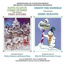 Santa Claus Is Comin' To Town/ Frosty The Snowman CD RANKIN BASS NEW SEALED OOP
