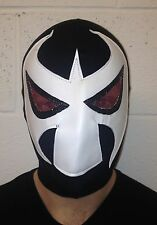 Lucha Libre Mexican Wrestling Mask Classic Bane Spandex fancy dress batman comic