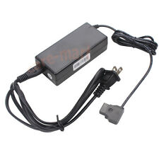 Rolux Portable D-Tap DC Charger Adapter For Anton/V Mount Camera Li-ion Battery