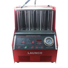 New LAUNCH Auto CNC602A Ultrasonic Fuel Injector Tester & Cleaner For Petrol Car