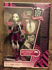 NEW nib Monster High Original SPECTRA VONDERGEIST doll first 1st wave Rhuen