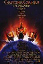 CHRISTOPHER COLUMBUS: THE DISCOVERY (1992) ORIGINAL MOVIE POSTER  -  ROLLED