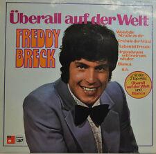 """FREDDY BRECK - ÜBERALL AUF DER WELT 12"""" LP (W 877)"""