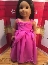 """Fits  American 18"""" Girl Our Generation Doll Clothes Dress Megara Greek Costume"""
