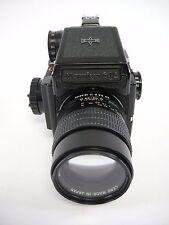 Mamiya M645J Kit with Meter Prism Finder, 150MM F3.5 'N' Lens, & 120 Insert
