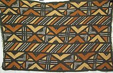 African mud cloth bogolan bambara bogolanfini new Africa bamana fabric t526