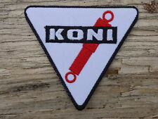 ECUSSON PATCH THERMOCOLLANT aufnaher toppa KONI amortisseur automobile moto auto