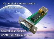The Nuovo MKIV Amiga/Atari Mouse USB Adattatore Convertitore Con Mode Switch
