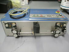 Komax 36 Wire Cutting and Stripping Machine Not Tested