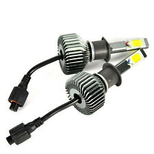 Super Bright H1 80W 8000LM LED Headlight Kit Lights Beam Bulbs 6000K High Power