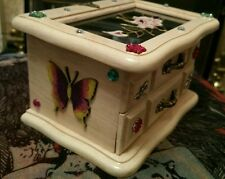 butterfly fairy jewellery box bespoke christmas gift present