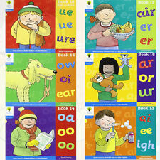 Oxford Reading Tree, Level 3 Floppy's Phonics Sounds and Letters, 6 Books Set