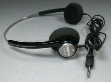 Sony MDR-30 Vintage Headphones Black EXC (originally for rare WM-5 Walkman)Japan