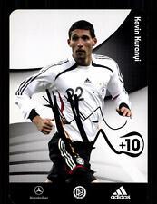 Kevin Kuranyi DFB Autogrammkarte 2006 Original Signiert + 82374 + A 68374