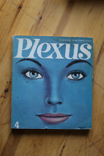 Rare PLEXUS 4 Michel Simon Topor Jan Feixas James Bond Parodie Labisse