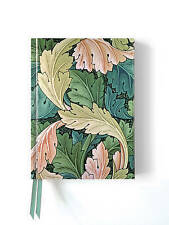 William Morris Acanthus (Foiled Journal) (Flame Tree Notebooks), Flame Tree Publ